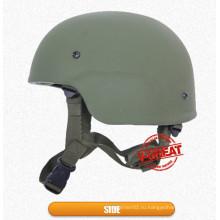 Миллионный пуленепробиваемый баллистический шлем