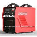Tragbare Wechselrichter Typ DC Argon Lichtbogenschweißmaschine MMA400