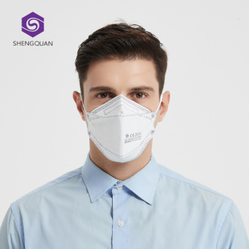 Storage FFP2 Face Mask con approvazione FDA CE