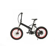 Bicicleta eléctrica de alta velocidad con accionamiento por cadena de motor de 25 km / h