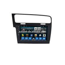 9''car reproductor de dvd, fábrica directamente! Quad core android para coche, GPS / GLONASS, OBD, SWC, wifi / 3g / 4g, BT, enlace de espejo para Mazda6