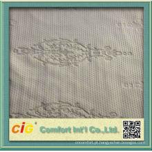 2016 tecido de colchão de poliéster moderno