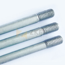 Hot sales hot-dip galvanized steel rod Hot dipping Copper bonded earth rod for ground system