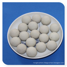 Inert Alumina Ceramic Balls for Catalyst Protection