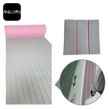 EVA Durable Anti resbaladizo Marine Boat Decking Sheet
