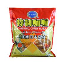 1kg Pack Original caril em pó floco Delicious Popular