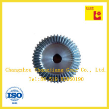Transmission Bevel Helical Casting Chain Gear