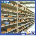 Easy Install Economical light duty rivet shelving system