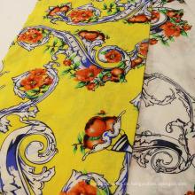 Fashion Print Pure Ramie Stoffe für Kleidungsstück