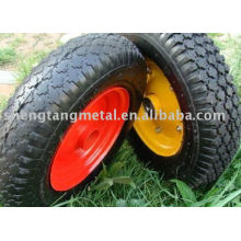 high quality rubber wheel 4.00-8