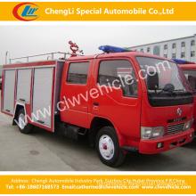 4*2 Dongfeng 5ton Water Foam Fire Sprinkler / Fire Fighting Truck