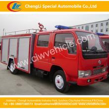 Caminhão do sistema de extinção de incêndios do fogo da espuma da água de 4 * 2 Dongfeng 5ton / luta contra o incêndio