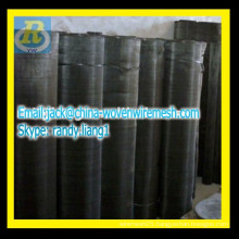 black iron wire cloth/window insect screen