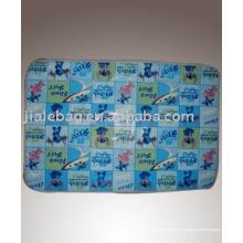 PP сплетенный мешок,портативный пляж коврик