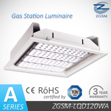 Manufacturer of LED Canopy Light for Gas Station with CE, RoHS