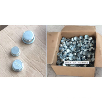 Stub Axle Dust Cap for Boat Trailers