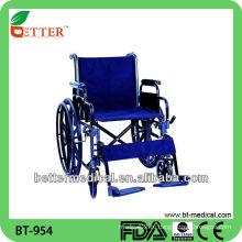 Стальная инвалидная коляска больницы