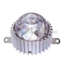Huerler 3w / 5w / 6w / 9w 35mil / 45mil AC100-240v source de lumière point de croisement