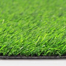 Fácil instalación de pasto tipo jardín natural sintético duradero y económico para niños