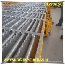 Hot Dipped Galvanized Serrated Type Steel Grating