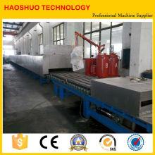 Hochwertige PU-Sandwich-Panel-Maschine mit Ce-Preisen in China hergestellt
