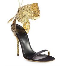 Latest Fashion High Heel Lady Sexy Sandal (W 09)