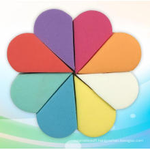 8piece Cheap Latex Makeup Sponge Beauty Puff