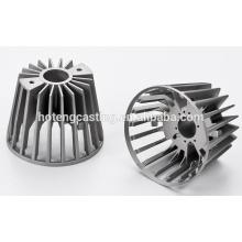 OEM Aluminum die-casting molds ISO9001 led heatsink case