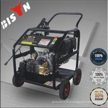 BISON (CHINA) ZHEJIANG BS-200B motor a gasolina alimentado bomba de alta pressão