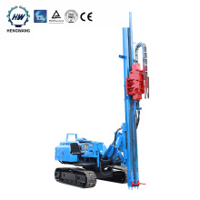 Strong power 4 m hydraulic press pile driver for sale