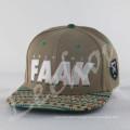 3D Embroidery Sport Baseball Snapback Caps