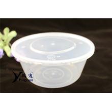 Versorgung Kunststoff Aufbewahrungsbox für Lebensmittel Verpackung 1750ml