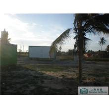 Casa Prefab de alta calidad para Campo de Trabajo (shs-fp-camping003)