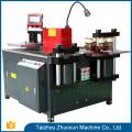 Factory Cnc Copper Busbar Chamfering Portable Powder Coating Steel Rule Die Bending Machine