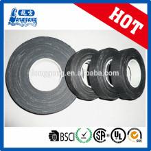 Black Fabric Insulation Tape, cotton insulation tape