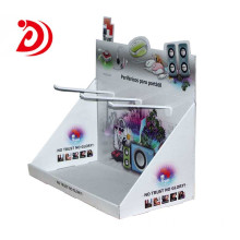 Electronic product cardboard countertop displays