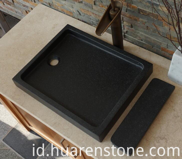Granite Bathroom Sinks