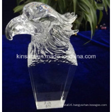2016 Figurines Eagle, Crystal Eagle for Home Decoration Gifts