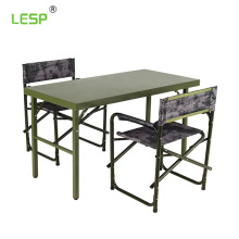 Double duty Field Desk for military & government agencies