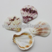 28-36MM miscelati naturale Shell Decor Perline Seashell sciolto perline