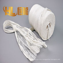 alta calidad de hilo de pp cableado, hilo cableado blanco