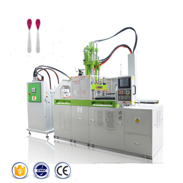 LSR+Soft+Baby+Feeding+Spoon+Injeciton+Molding+Machine