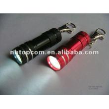 3 LED Keychain lanterna