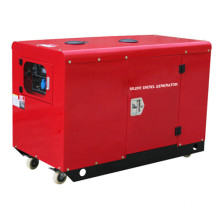 144kw Soundproof type Cummins Diesel Generator Set
