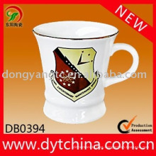 Taza de cerámica personalizada al por mayor directo de fábrica
