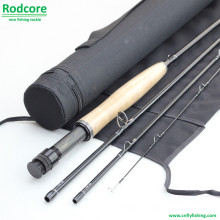 7ft6in 3/4wt Moderate Action Fly Fishing Rod