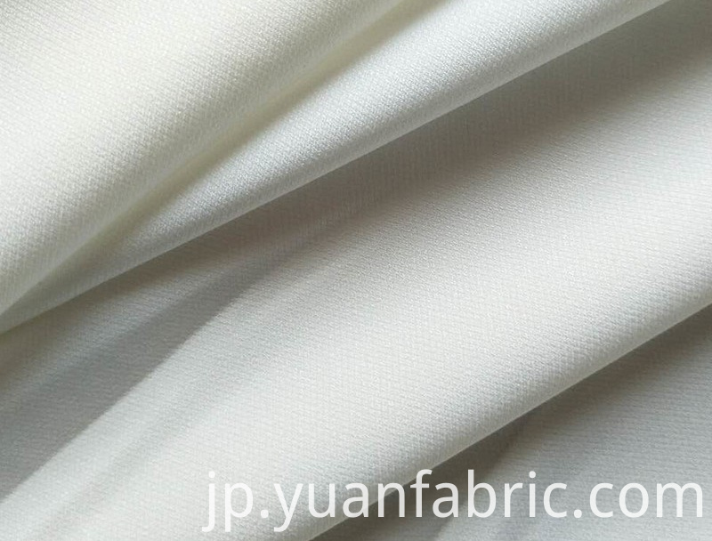 153soft Plain Stretch Dyed Rhombus Polyester Spandex Fabric