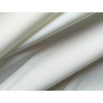 Soft Plain Stretch Dyed Rhombus Polyester Spandex Fabric