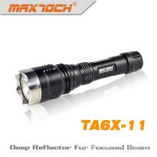 Maxtoch TA6X-11 Cree XM-L T6 LED-1000 Lumen am besten taktische Taschenlampe