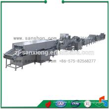 Ligne de production de légumes congelés Sanshon SP-I